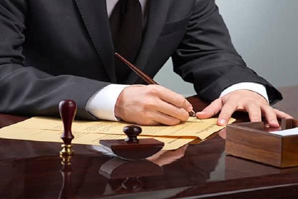وکیل لایحه نویسی در مشهد