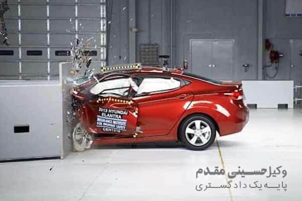 وکیل تصادفات در مشهد